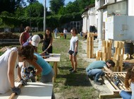 Atelier Mobile - Il cantiere