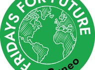 "Logo ""Fridays for future"""